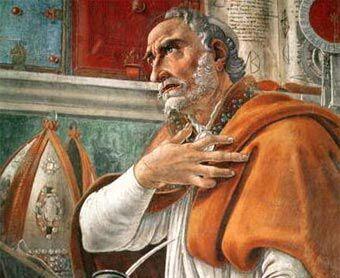 San Agustín de Hipona | Wiki | La Filosofía De Los Cuervos