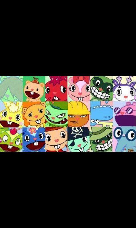 juego happy tree friends para celular tactil