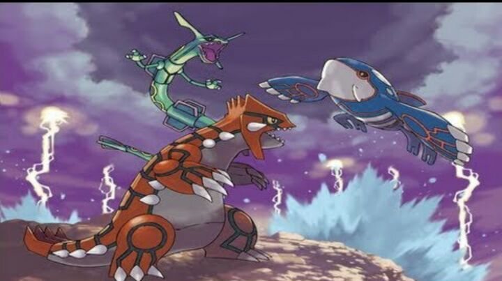 Origins of the Weather trio   Team Mystic Amino