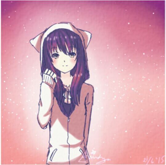 Cute Girls Anime Wallpapers