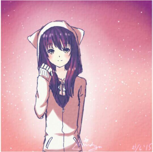 Anime Girl Wallpaper Download: Cute Girls Anime Wallpapers