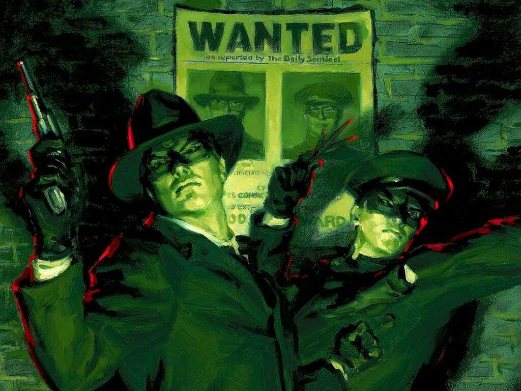 My thoughts and ideas for the new Green Hornet film  | Comics Amino