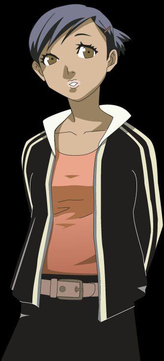 yuko gift persona 3