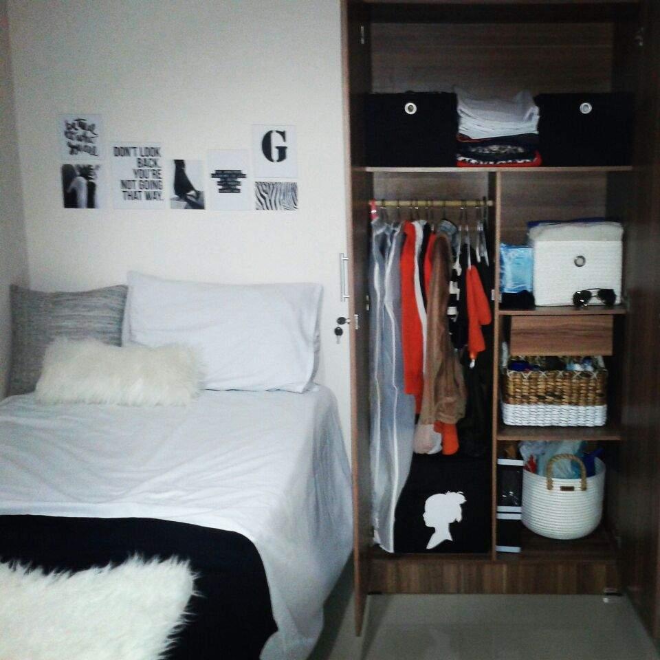 6 Square Meter Room Minimalism Amino