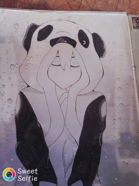 Chica Panda Dibujo 4 Anime Amino