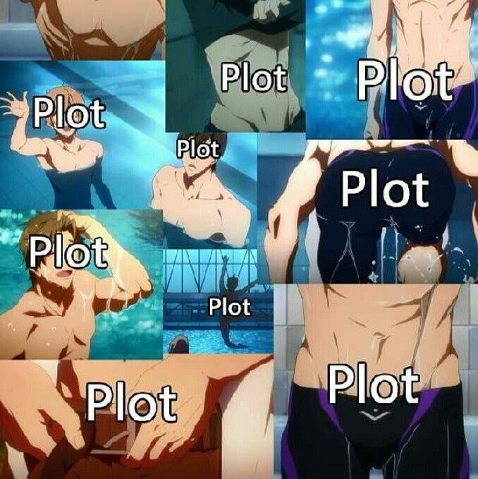And What I Mean By Plot Is