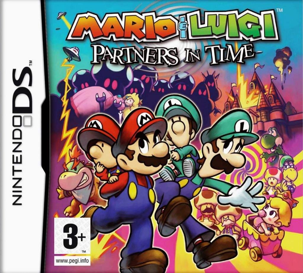 Mario Y Luigi Companeros En El Tiempo Analisis Nintendo Amino