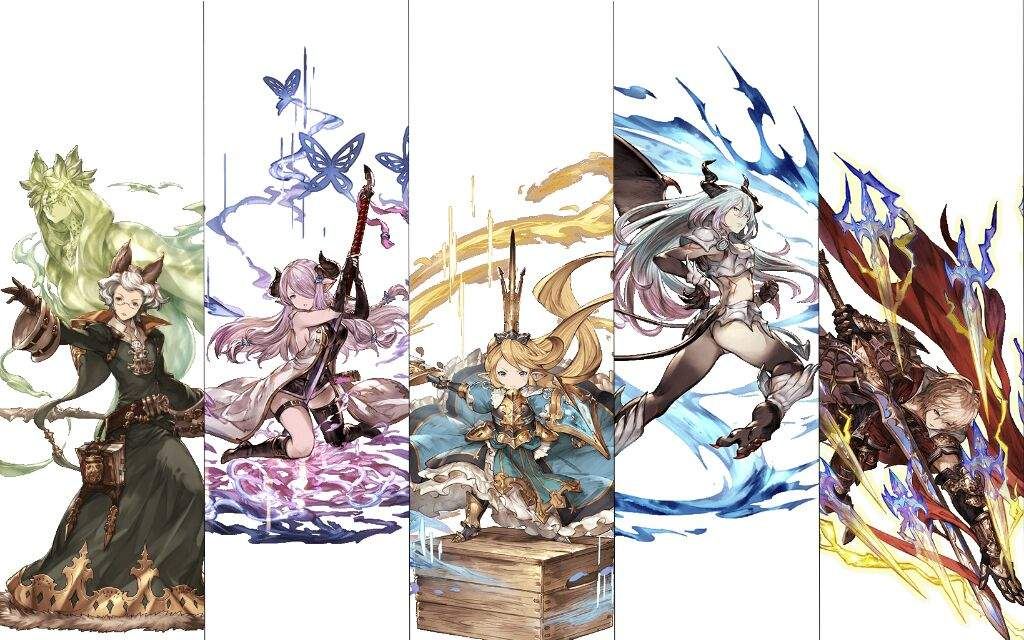 How To Build Granblue Team