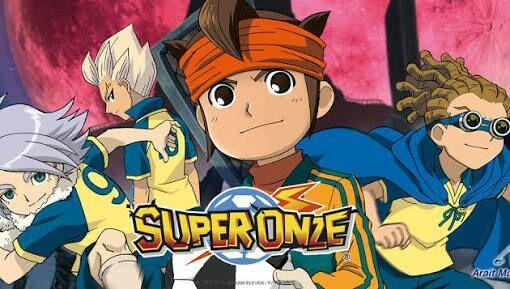 Super Onze Anime