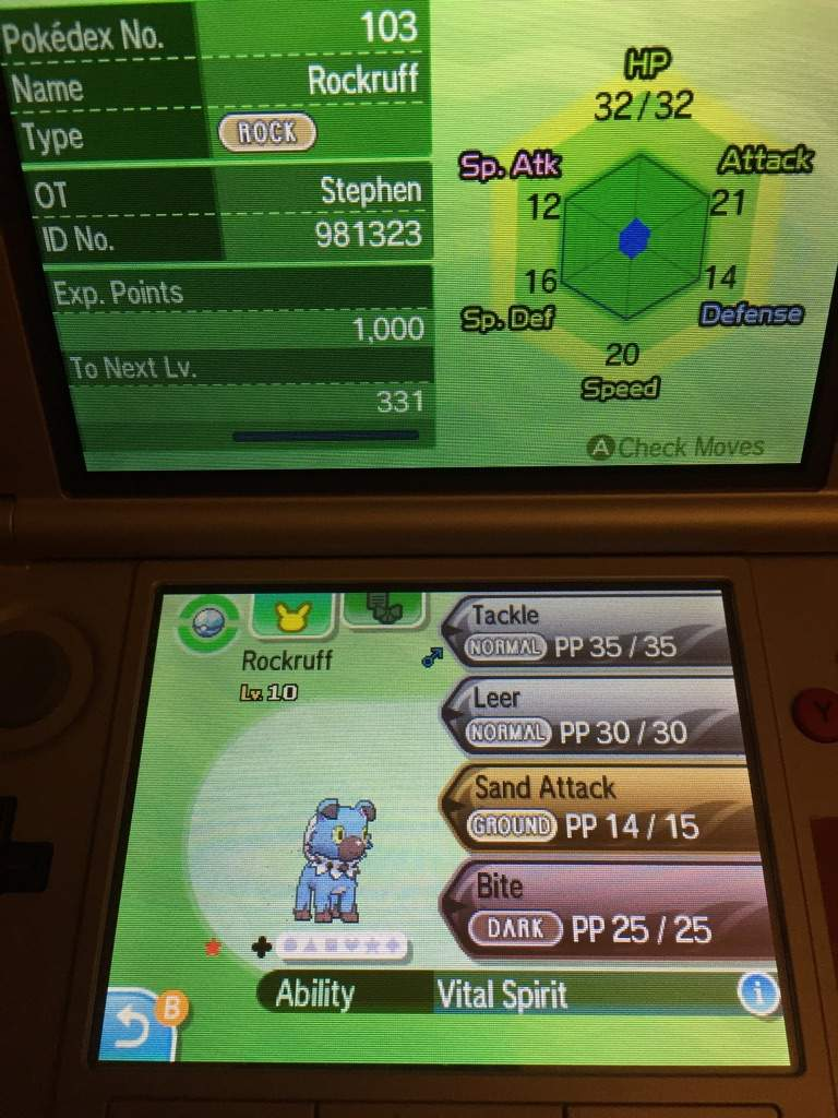 how to get shiny rockruff pokemon sun