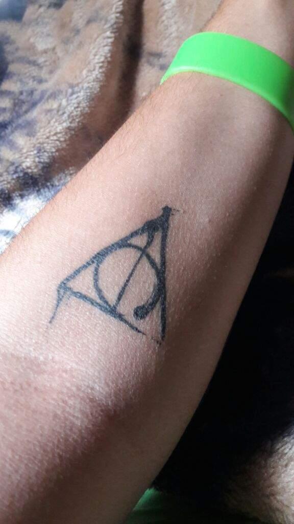 Tatuajes Harry Potter Español Amino