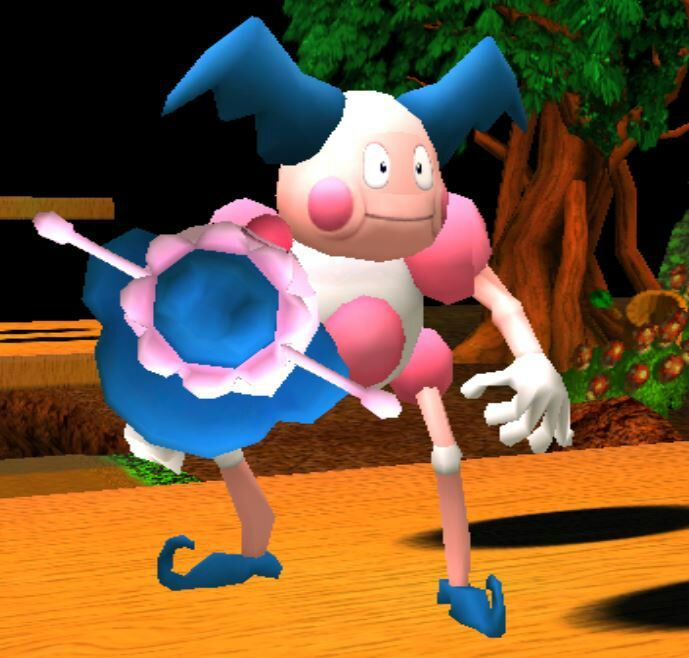 Mr. Mime and Mime Jr. In Project Pokemon!  e4a888814774