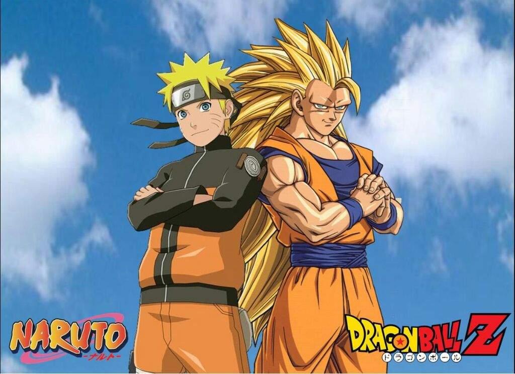 Goku vs Naruto  Naruto Amino Amino