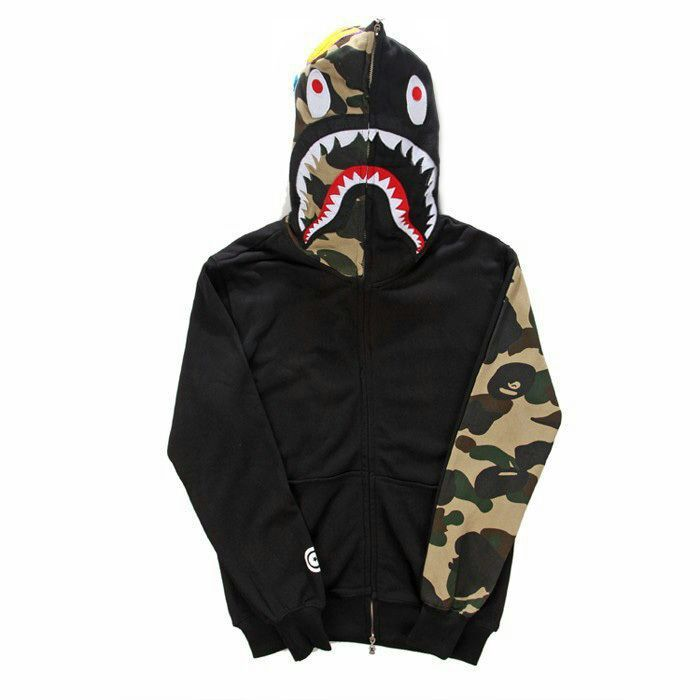That s what your average fake hoodie will look like they re very cheap  quality and easily able to be called out upon. The prices for these will be  around ... bf9b5c161e65