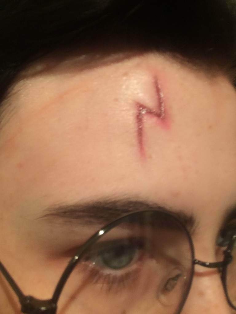 Harry Potter Scar Special Effects Makeup Amino