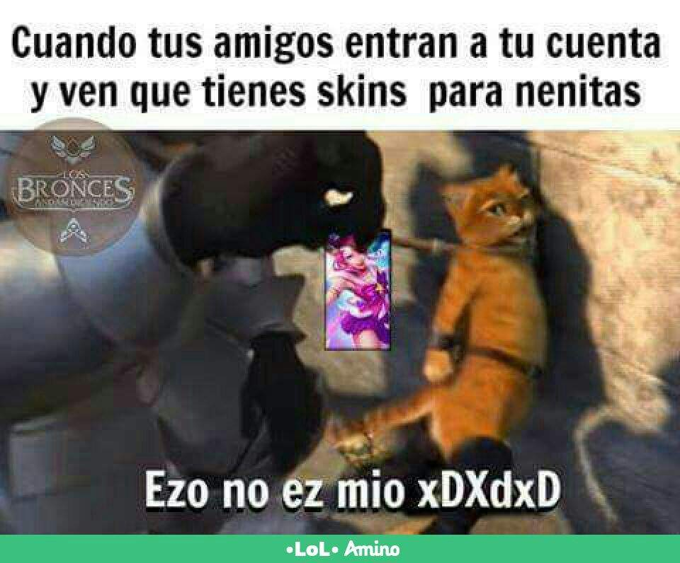 Pack De Memes League Of Legends En Espanol Amino