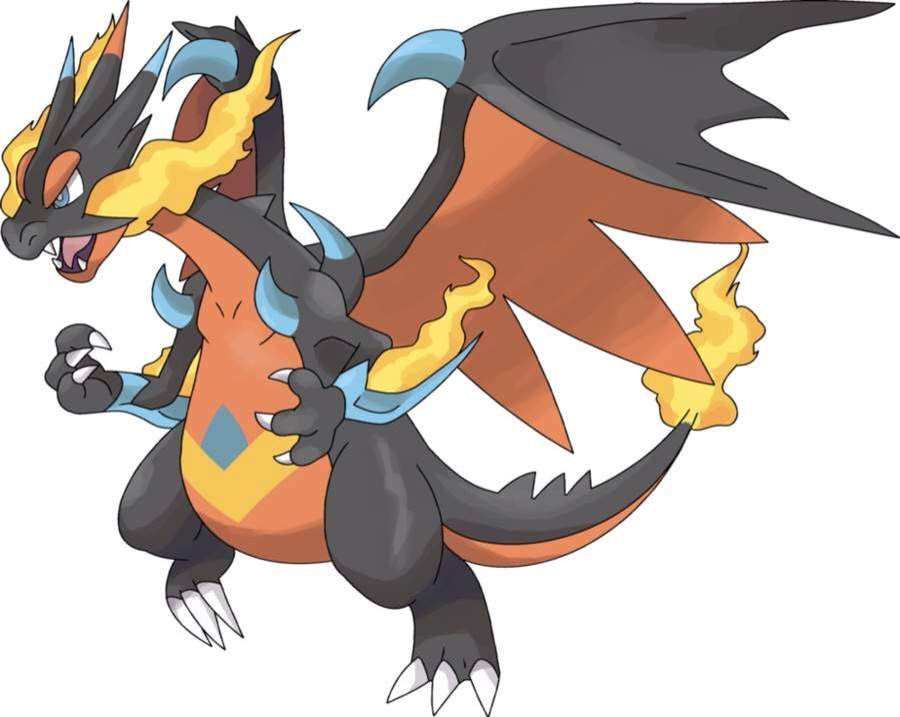 Which is better mega charizard x or y pok mon amino - Pokemon mega evolution y ...