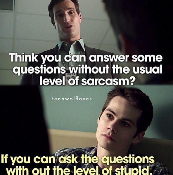 Some Of My Favorite Stiles Quotes Ever