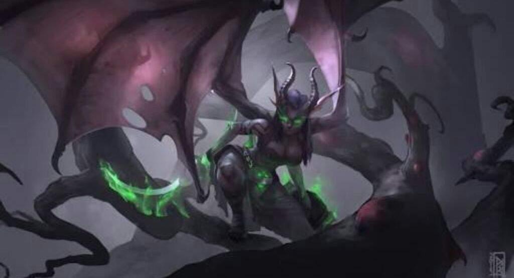 Demon Hunter Class Mount Wow Amino