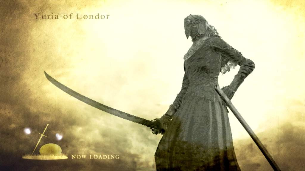 Yuria Of Londor Wiki Dark Souls Amino Whether you take him home or leave him here, he will not survive deep into. yuria of londor wiki dark souls amino