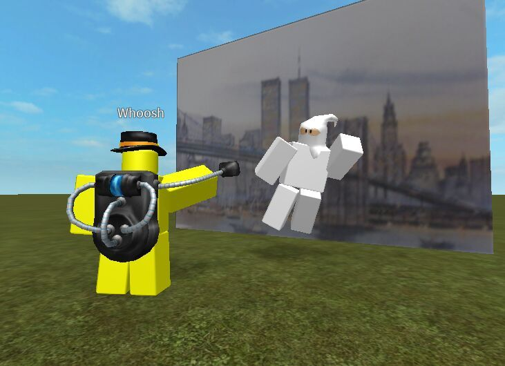 Ghostbusters On A Budget Roblox Amino