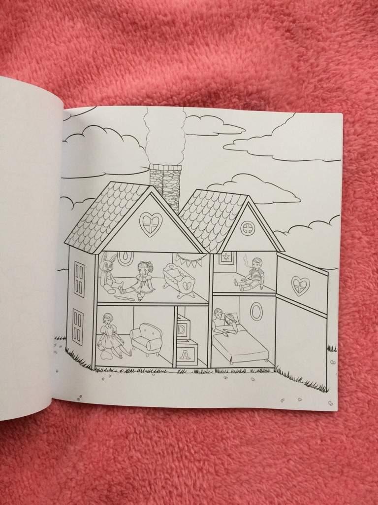 🖍 Cry Baby Coloring Book 🖍 | Crybabies Amino