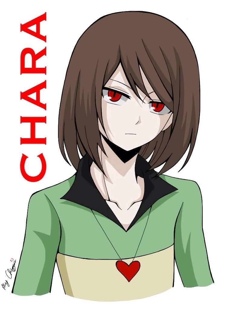 Chara Undertale Amino