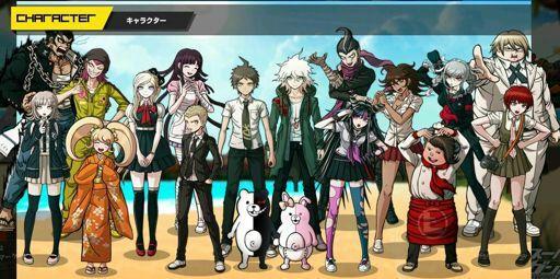 Danganronpa 3 Anime Characters : Top characters in all of danganronpa amino