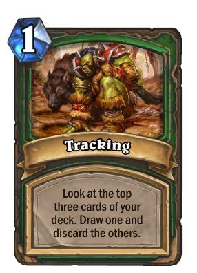 how to build a deck hearthstone hunter