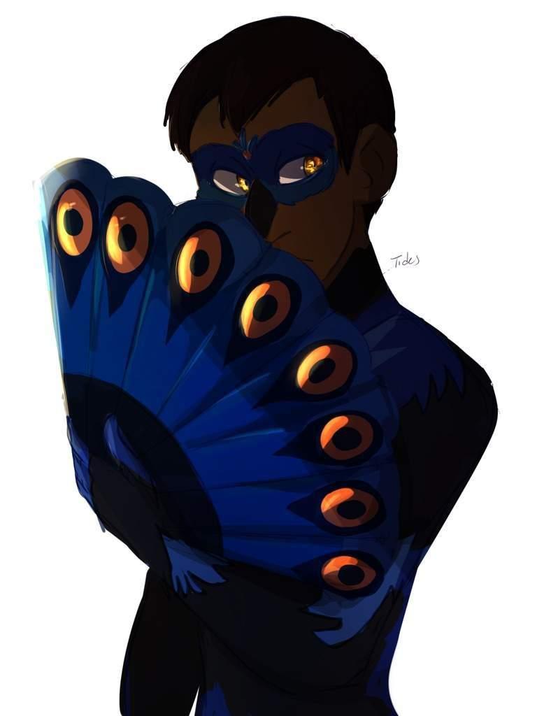 Miraculous Ladybug Fanfiction Peacock Marinette