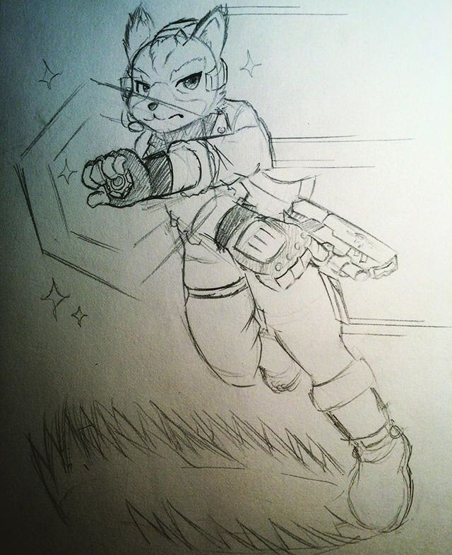 Fox Mccloud Star Fox Nintendo Amino