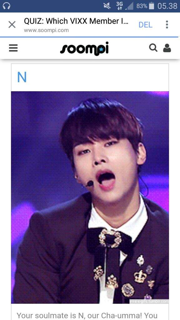 Quiz - which member is your soulmate? | VIXX Amino Amino