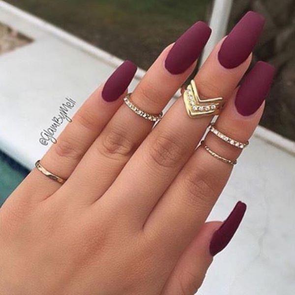 Cómo hacer esmalte de uñas mate💅🏻 | Maquillaje Y Moda Amino