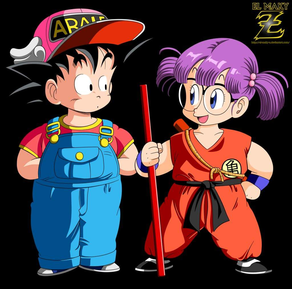 How Strong Will Arale Be In Dragon Ball Super