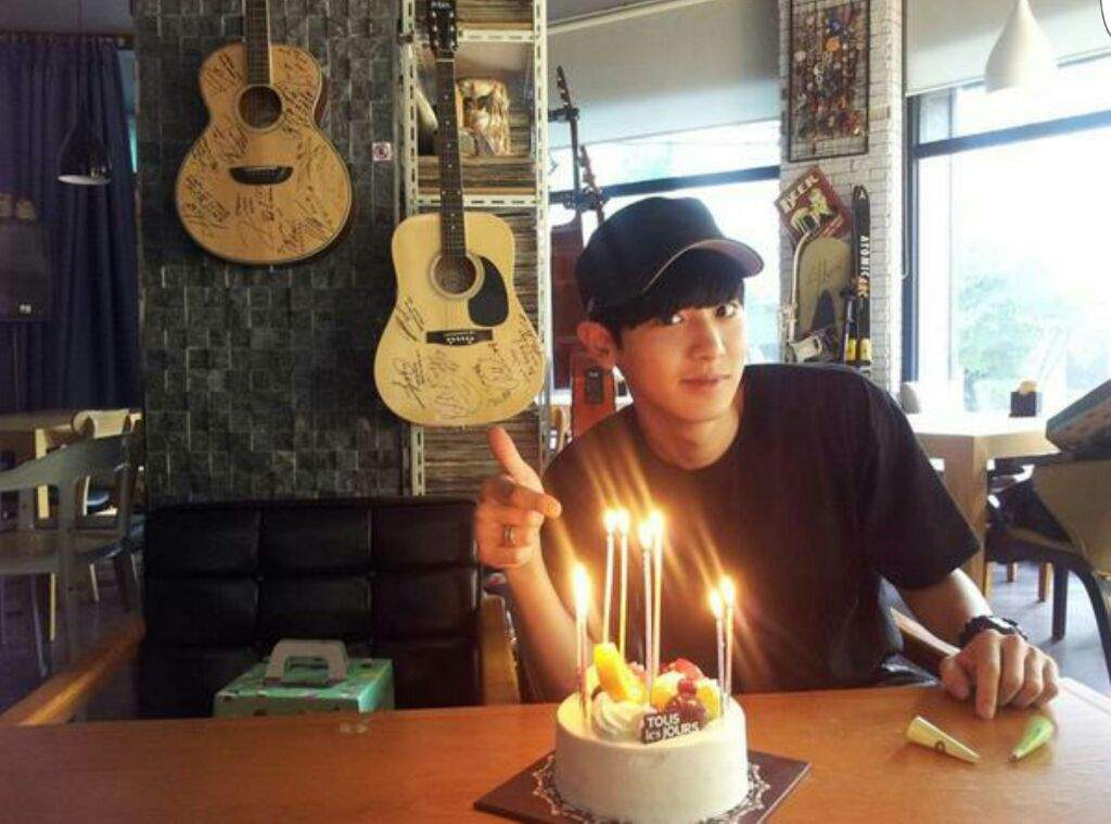 chanyeol birthday HAPPY BIRTHDAY CHANYEOL😍😄   EXO (엑소) Amino chanyeol birthday