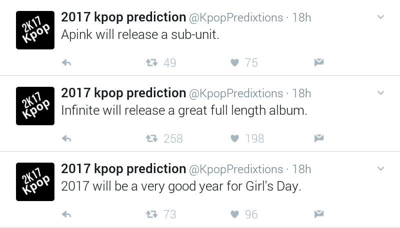 Some kpop predictions | K-Pop Amino