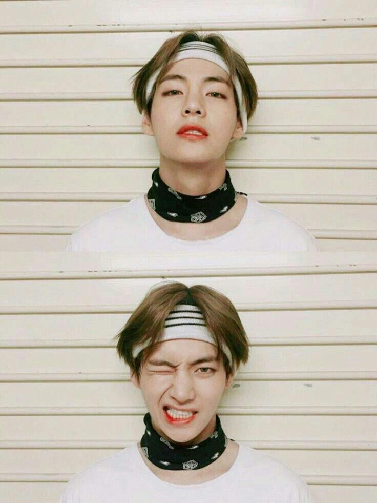 80e3d6b9852 Taehyung wearing headbands (  caps)