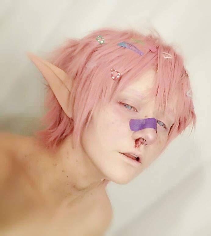 Pastel Elf Makeup Test Cosplay Amino