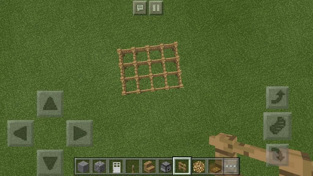 jardin minecraft Como hacer un comedor del jardin en minecraft | Minecraft Amino u2022 Crafters  Amino
