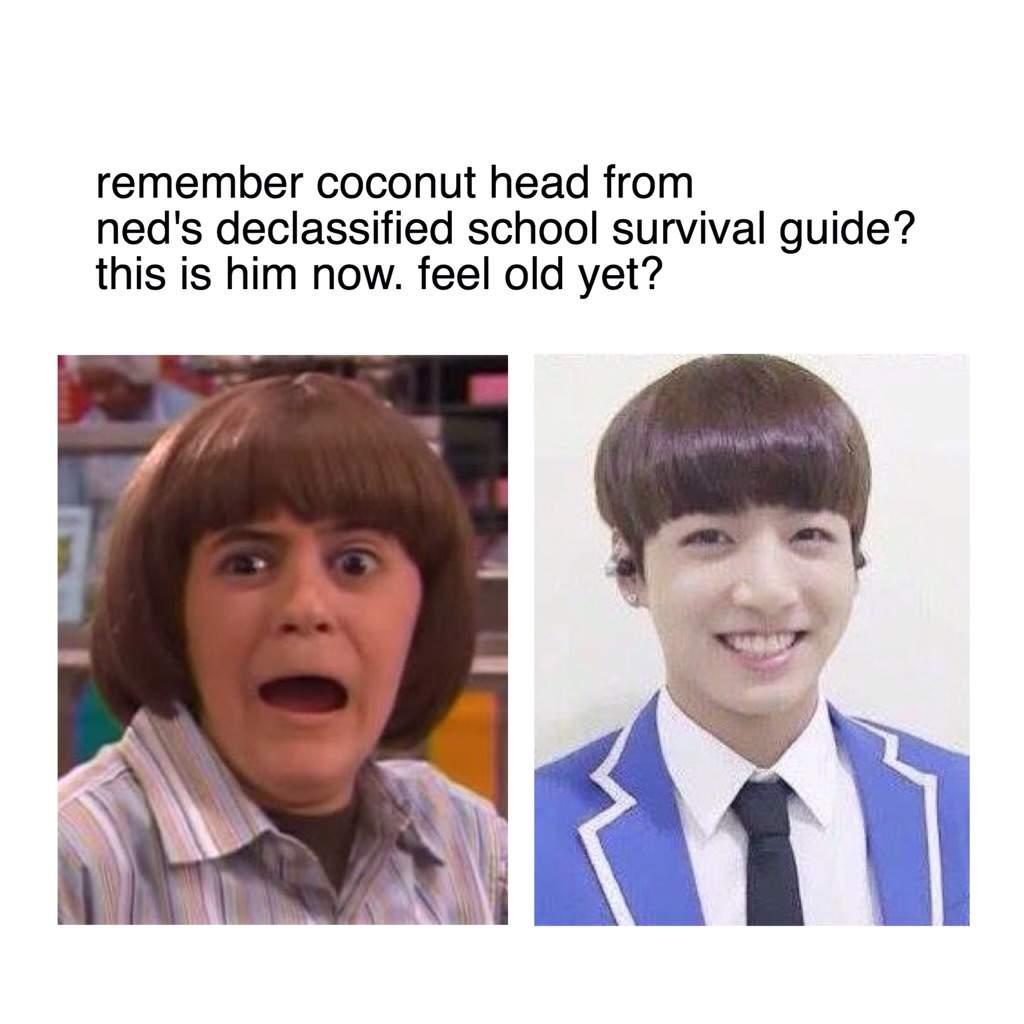 Jungkook Coconut Head Pt 2 K Pop Amino