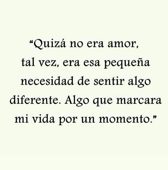 Quiza No Era Amor Frases Tumblr Amino