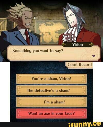 2131ab76e5027c51e1d3c3e11efb523b8543911d_hq even more ace attorney memes phoenix wright amino