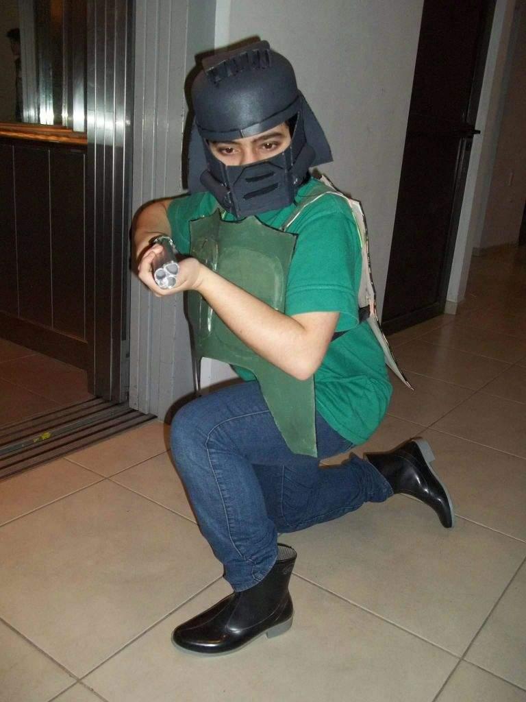 Doomguy Cosplay Terror Amino