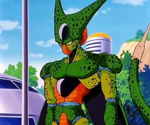 First form freiza vs first form cell | DragonBallZ Amino