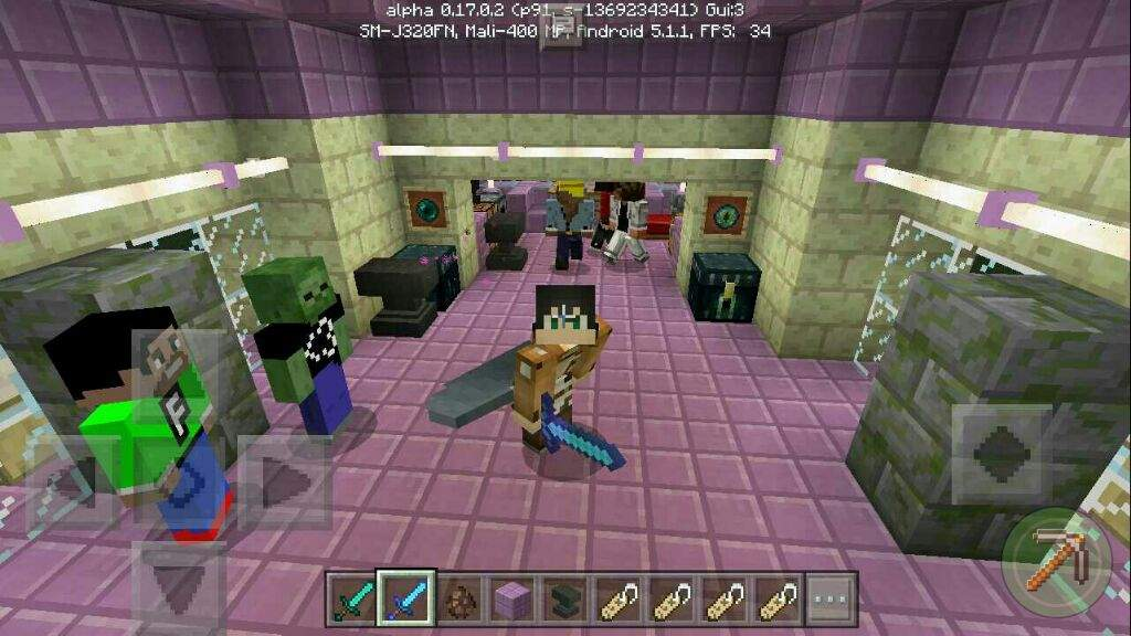 Youtubers addon for Mcpe 0 17 0 | Minecraft Amino