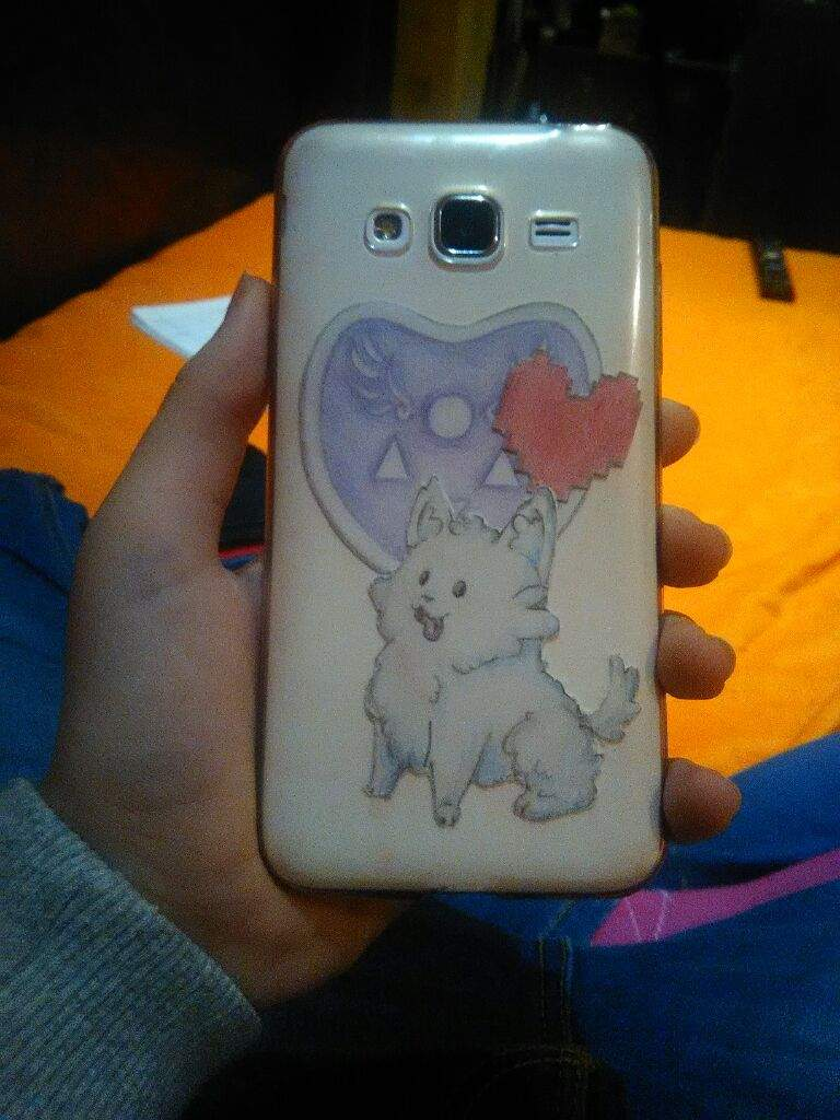 How To Decorate Your Phone Case Undertale Amino
