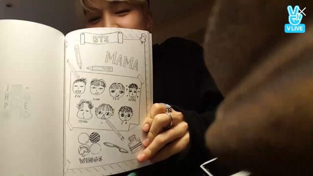 Jimin Can Draw Army S Amino