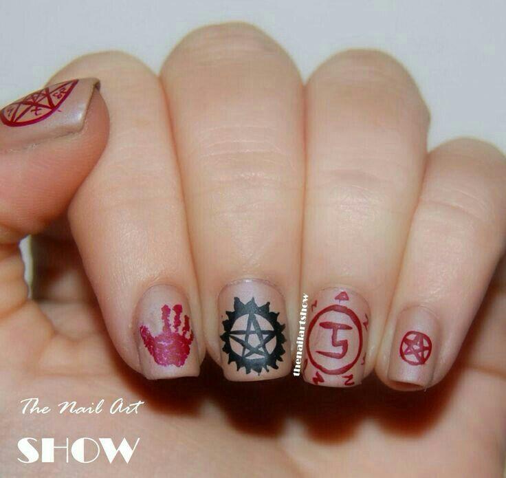 Supernatural Nails Supernatural Amino