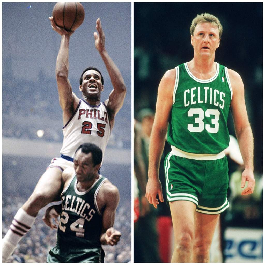 What If 1967 Philedelphia 76ers Vs 1986 Boston Celtics