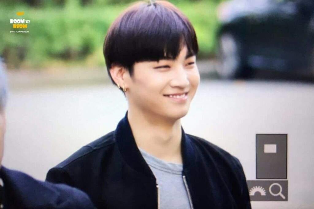 Fluffy Jaebum   Im Jaebeom (JB) Amino